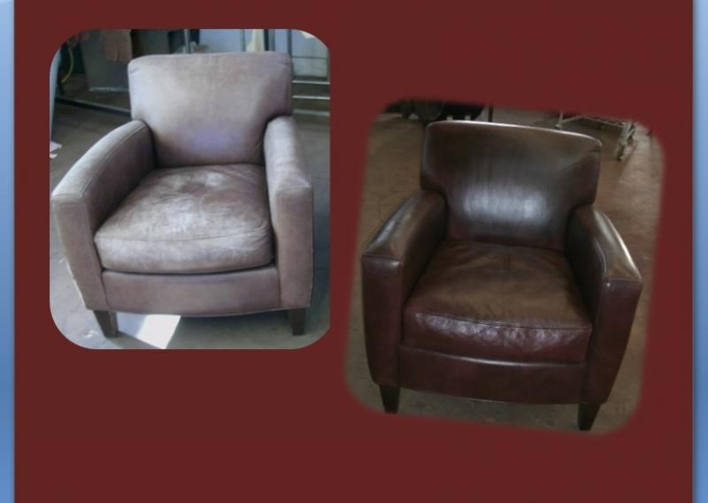 Denver Leather Furniture Cleaning and Restoration