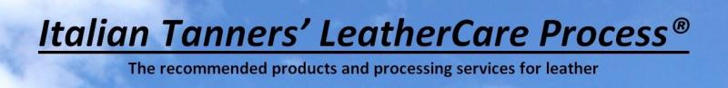 the world's finest leather care products and processing